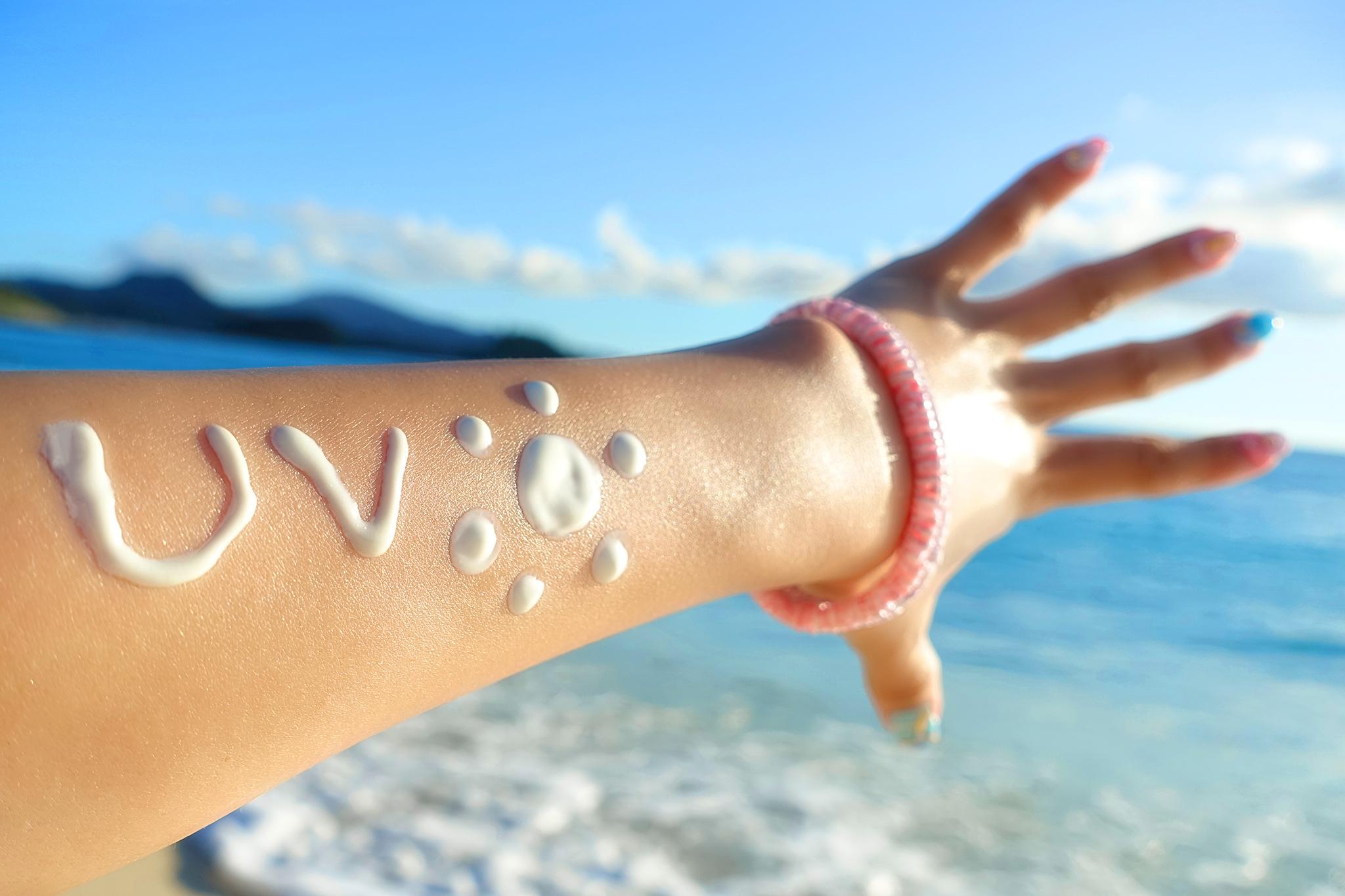 日焼け対策は今から!お肌を紫外線から守ってくれるアロマ