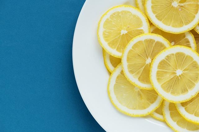 〈レモン精油〉に期待できる効果効能