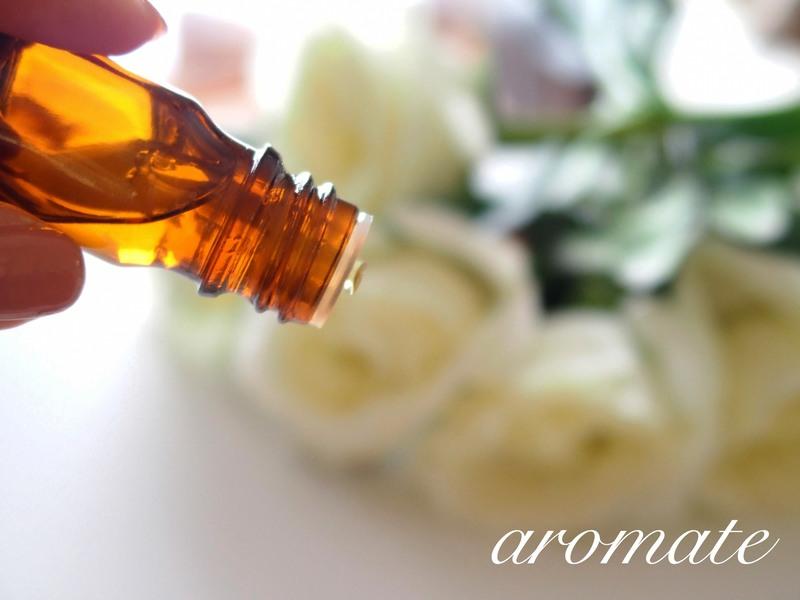 アロマ通販サイト「aromate shop」